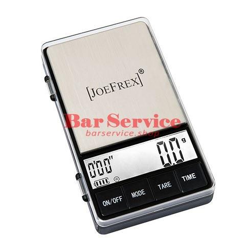 Весы баристаJoeFrex с таймером 1000г в Саратове