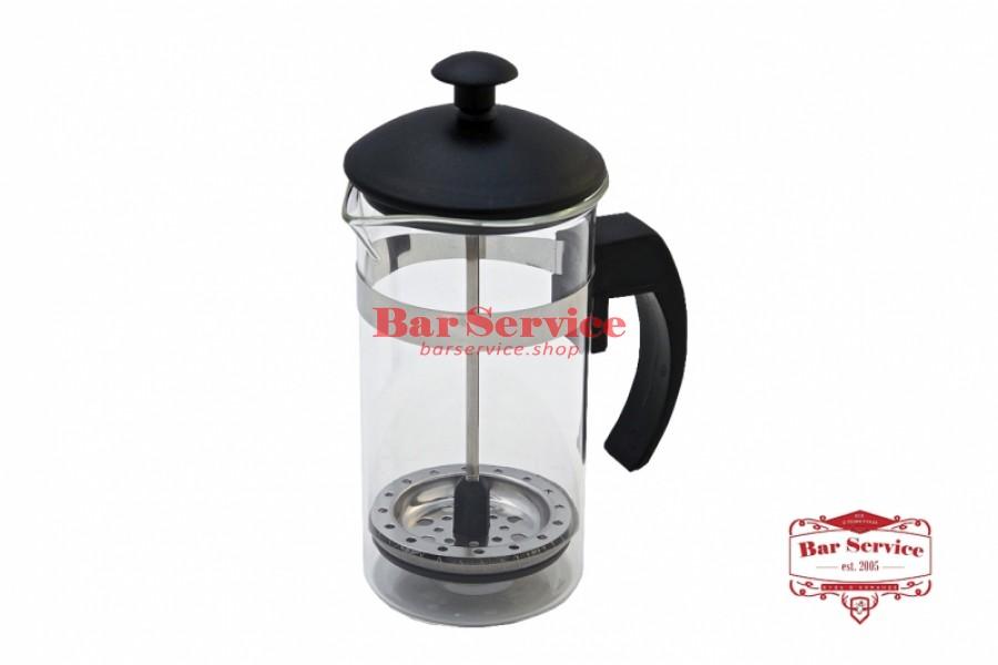 Чайник-кофейник Черный Объем: 350 мл. (френч пресс) в Саратове