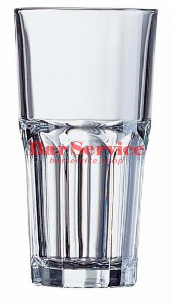 Хайбол «Гранити»;  стекло;  350мл;  D=85,H=120мм;  прозр. в Саратове